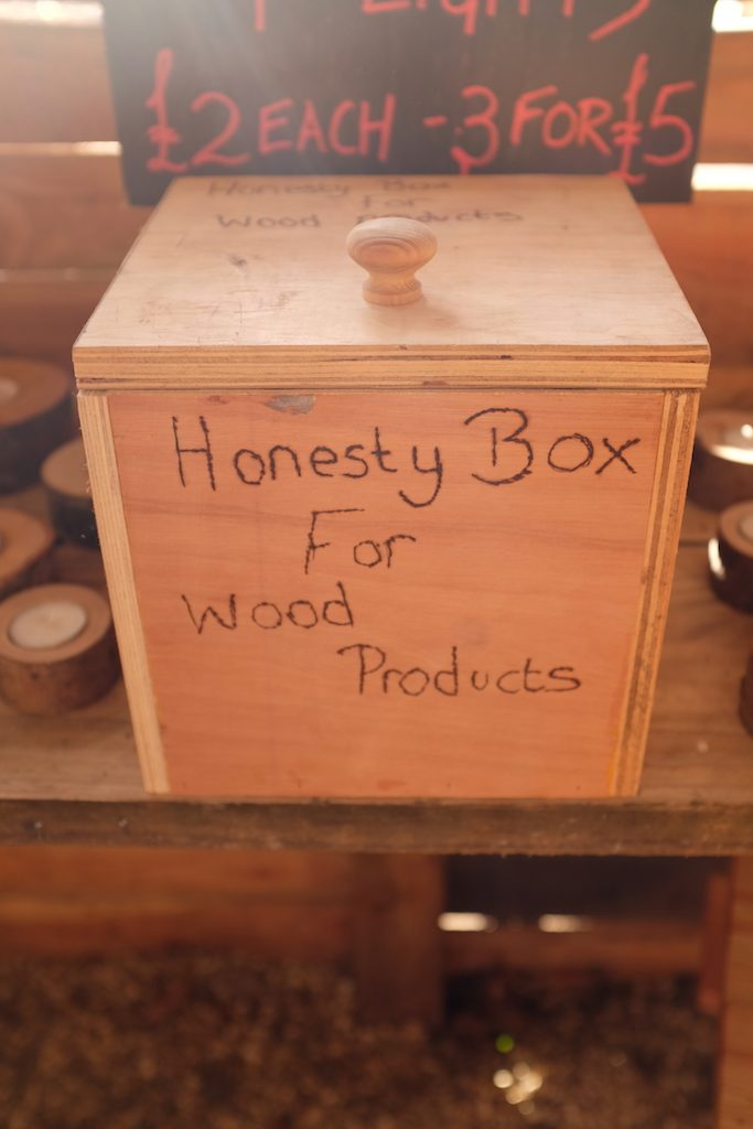 LandWorks Honesty Box