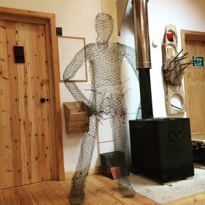 craig transformation man wire sculpture art new building 300x300 - Prisoner Training & Placements