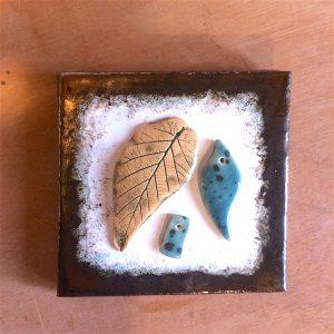 landworks charity ceramic tile leaf pendant necklace jewellery 300x300 - Prisoner Training & Placements
