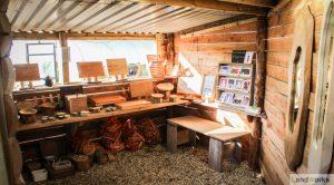 landworks charity christmas market garden stall dartington devon 5 300x166 - Prisoner Training & Placements