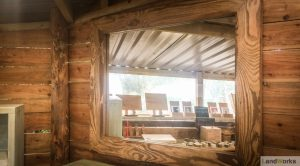 landworks charity christmas market garden stall handmade wooden table 300x166 - Prisoner Training & Placements