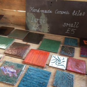 landworks charity handmade ceramic tiles for sale dartington landworks devon 300x300 - Prisoner Training & Placements
