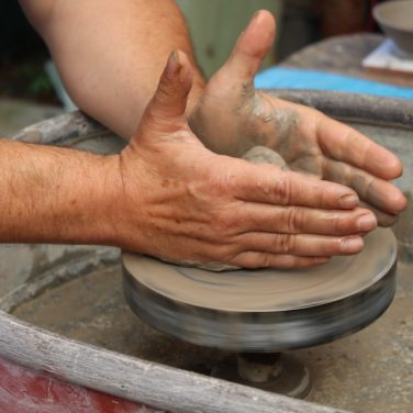 landworks_charity_hands_potters_kick_wheel_ceramics_pottery