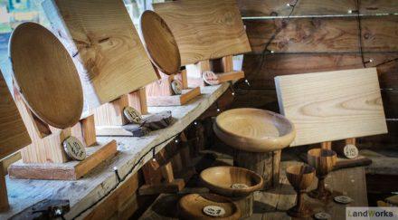 wooden gift ideas landworks charity christmas market garden shop dartington1 440x243 - Prisoner Training & Placements