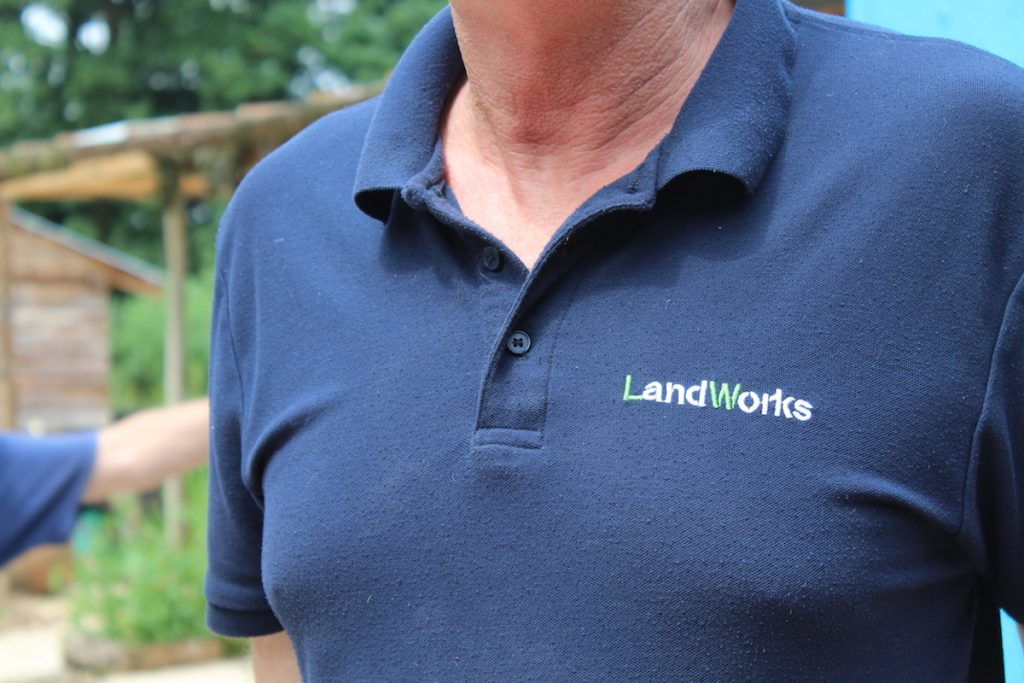 chris landworks shirt logo small 1024x683 - Prisoner Training & Placements