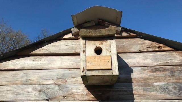 LandWorks Bird Box - Prisoner Training & Placements