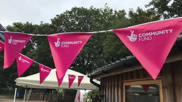 Community Fund Bunting Wide - Prisoner Training & Placements